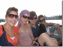 lunettes soleil et bateau
