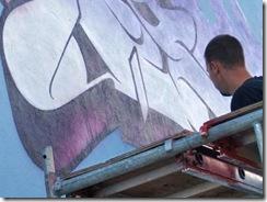 zeck muralistes hip hop graffiti murale urbaine