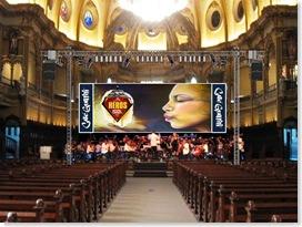 concert bénéfice orchestre symphonique pop de Montréal breakdancing graffiti