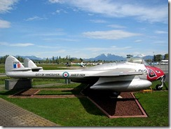 vampire-canadian-museum-of-flight-vancouver