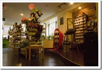 Boutique Terre à Soi rue Ste-Catherine Est
