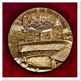 medaille_ville_de_tonnerre_france