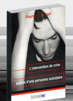Guide pratique et simple. Quoi dire et quoi faire. Ce qu'il faut éviter. Sections pour les endeuillés du suicide. 4,95$
