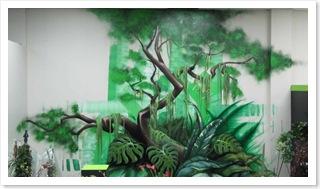 murales muralistes graffiti street art urbain culture rue