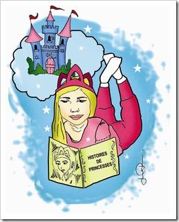 histoire-petite-princesse-contes-de-fées-walt-disney