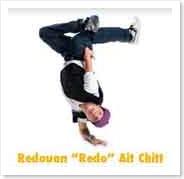 redouan redo ait chitt breakdance