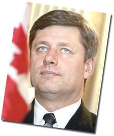 Stephen Harper premier ministre canada élections fédérales