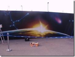 Murales Planétarium