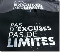t-shirts pas d'excuse pas de limite lazy legz breakdancer t-shirt breakdance