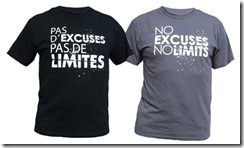 t-shirts pas d'excuse pas de limite lazy legz breakdancer t-shirt breakdancing