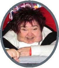 Chantal Germain dystrophie musculaire marche laval handicapé