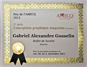 prix journalisme médias écrits presse communautaire journaliste