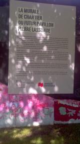 murale participative musée national beaux-art du québec graffiti street art