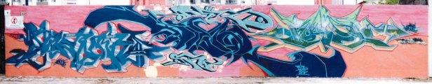 santo andré 2002 graffiti convention dme frango chorao dép crew skf graffiteur brésil