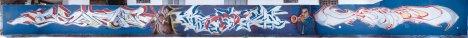 santo andré 2002 graffiti convention dme frango graffiteur brésil street art