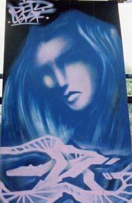 santo andré 2002 graffiti convention dme frango graffiteur brésil