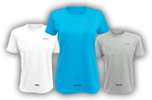 t-shirt reebok playdry tee-shirt cereales post offre promotion
