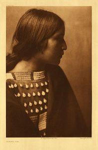 E Curtis_Arikara Girl_1909