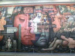 murale jorge gonzalez camarena maison des arts université concepcion chili