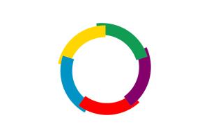 francophonie drapeau logo francophone francais langue francaise francophile