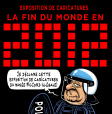 musée mccord fin du monde 2012 illustrations humour caricatures