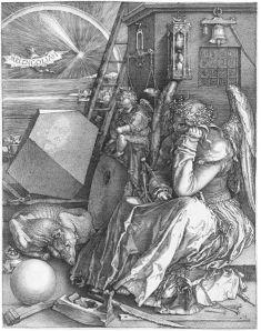 Albrecht Dürer, «Melancholia I», 1514