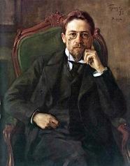 Chekhov_1898_by_Osip_Braz culture Anton Tchekhov