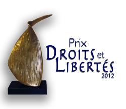 prix droits et libertés 2012 commission droit de la personne