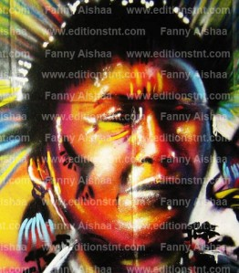 fanny aishaa mural autochtone première nation muraliste
