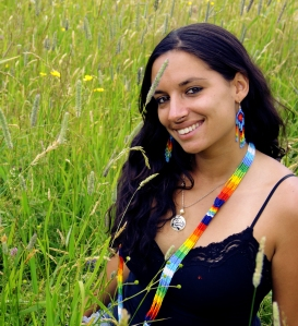 fanny aishaa muraliste peuple autochtone première nation