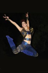 martine cherry bruneau danses hiphop urbaines show haïti art-terre temnein