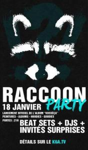raccoon-party-lancement-album-kosseca-k6a-rap-graffiti-hiphop