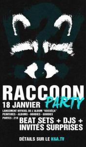 raccoon-party-lancement-album-kosseca-k6a-rap-graffiti-hiphop