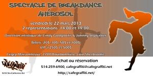spectacle breakdance danse hiphop danses urbaines
