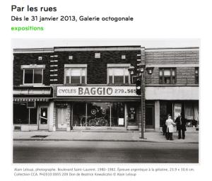 ville de montréal vitrines rue saint-laurent 19e siècle