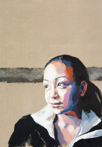mance lanctot peinture inuit maison de la culture grand nord