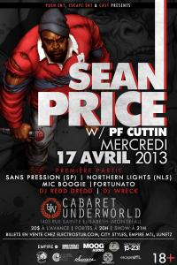 sean price cabaret underworld sans pression northern lights