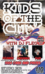 kids of the city dj flex