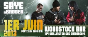 woodstock bar new old school team hip hop