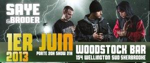woodstock bar new old school team hip hop