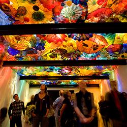 plafond persan musée beaux arts montréal art culture