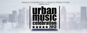Urban music celebration 2013