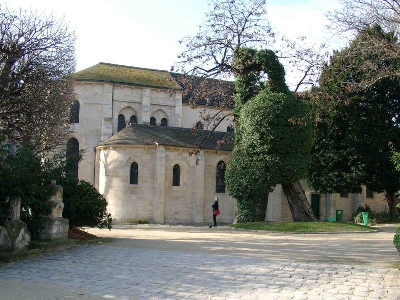 Église Saint-Julien-le-Pauvre, premier siège des assemblées de l'ancienne université de Paris