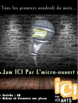 Jam ICI Par L'micro-ouvert