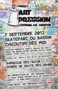 Art Pression Festival de Grafiti