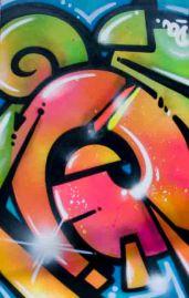 graffiteur scan graffiti street art urbain muraliste murale