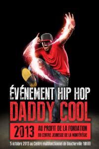 Evenement Hip Hop Daddy Cool