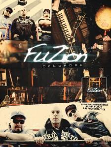 Fuzion et l'Album Desordre