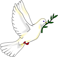 Peace_dove paix journée internationale