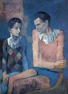 picasso-periode-bleue art culture